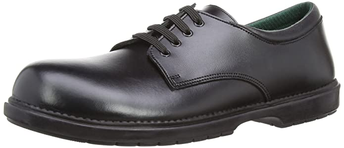 Newman's Own Organics William Lace Up - Zapatos de cordones, color Negro, talla 0