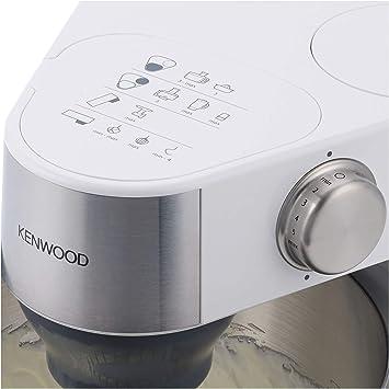 Kenwood Prospero KM282 Robot de Cocina, diseño Compacto, 900 W, Metal, Blanco: Amazon.es: Hogar