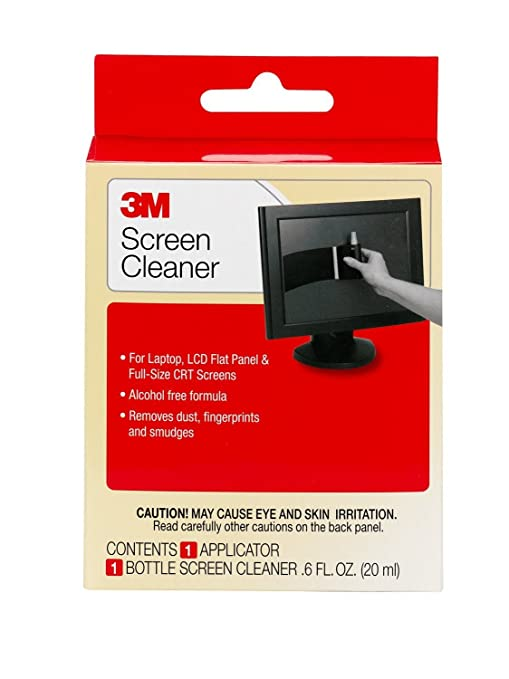 Amazon Com 3m Computer Screen Cleaner Cl681 Office Products