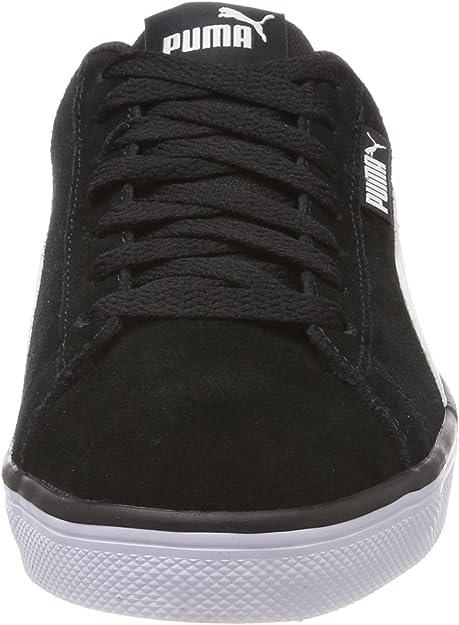 PUMA Urban Plus SD Low-Top Sneakers Black White 5.5 UK