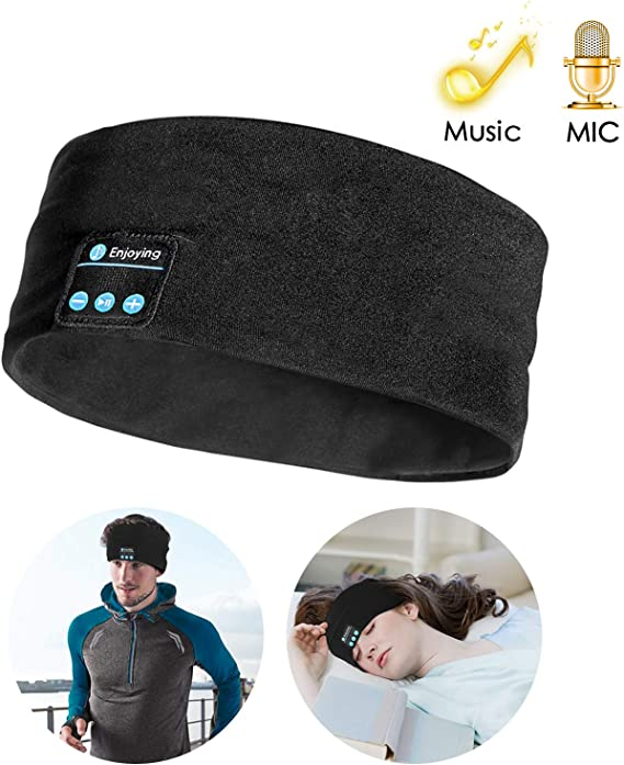 Bluetooth Headband Sleep Headphones