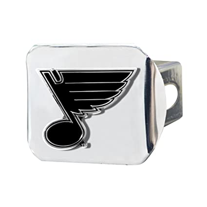 NHL St Louis Blues Hitch Cover 4 1 2quot X 3