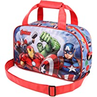 Karactermania The Avengers Force-Street Sporttasche Bolsa de Deporte Infantil 38 Centimeters Multicolor (Multicolour)