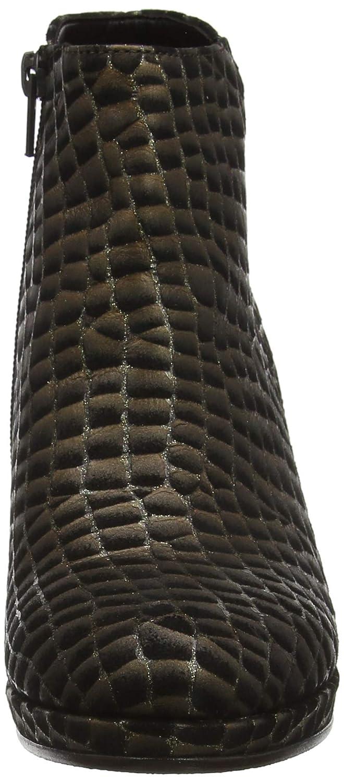 Gabor Damen Basic Stiefeletten Gold (Bronce (Bronce Gold 48) 430b8e