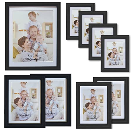 Giftgarden Multi Collage Picture Frame for 9 photo Frames Size 8 x ...