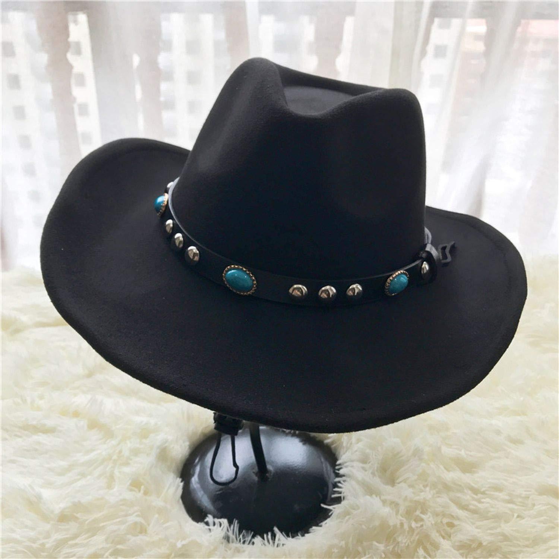 Cowboy Hat Women Wild Brim Outdoor Caps Men Solid Color Cowboy Cap Unisex Bone,Camel
