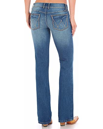 ea2b2b47 Wrangler Womens Retro Sadie Low Rise at Amazon Women's Jeans store
