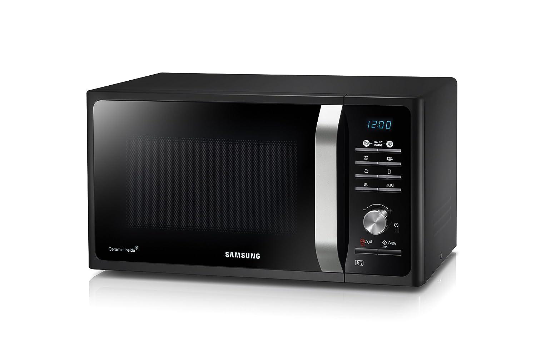 Samsung MG23F301TAK/EC - Microondas con grill, 800W/1100 W, 23 ...