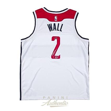 John Wall Signed Jersey - Nike White Swingman ~Open Edition Item~ - Panini  Certified e8ba84284