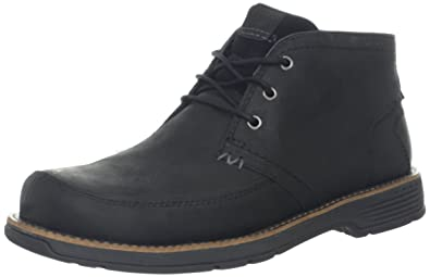 Merrell Men's Realm Chukka Boot,Black,8 ...