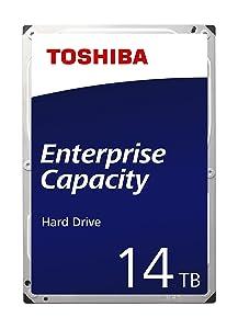 "Toshiba 14TB SATA 512e 3.5"" 7200RPM Enterprise HDD - MG07ACA14TE"