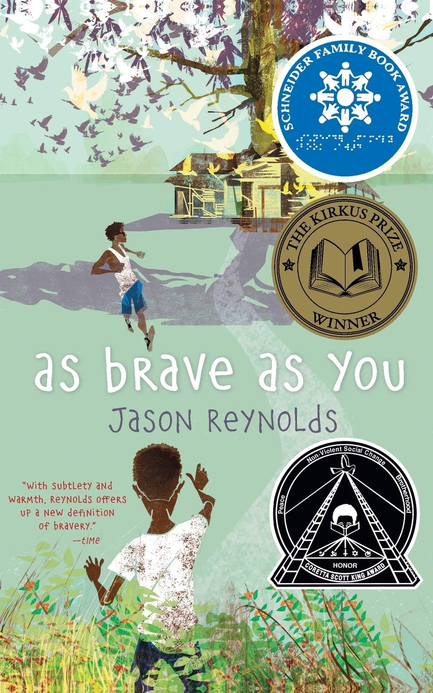 As Brave As You - Books with Black Protagonists
