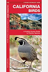 California Birds: A Folding Pocket Guide to Familiar Species (Wildlife and Nature Identification) Pamphlet