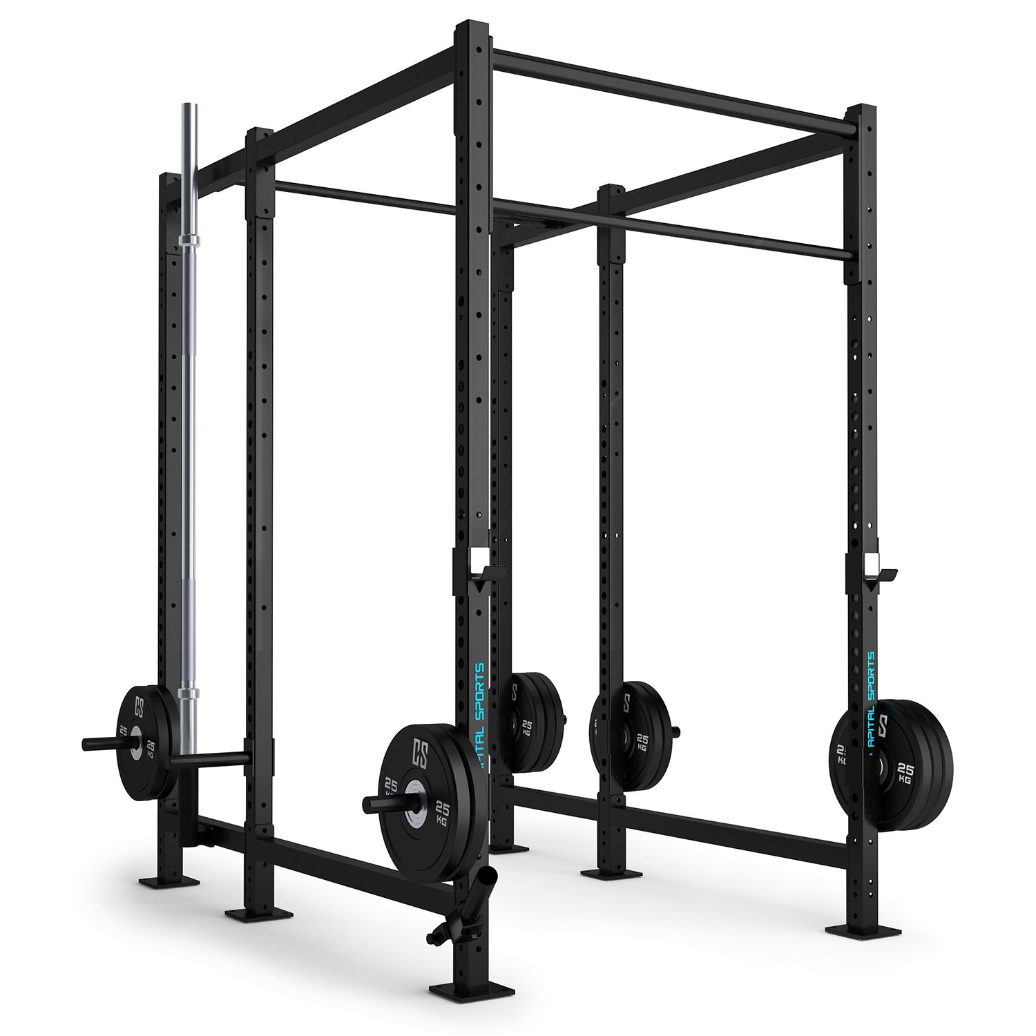 CAPITAL SPORTS Dominate Edition Set 11 Basis Rack musculación Rig ...