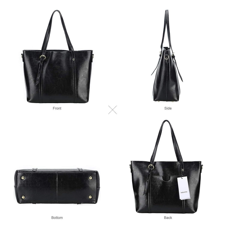 a7ac4a972c1c MIHAWK Large Satchel Shoulder Bag for Women Crossbody Handbag
