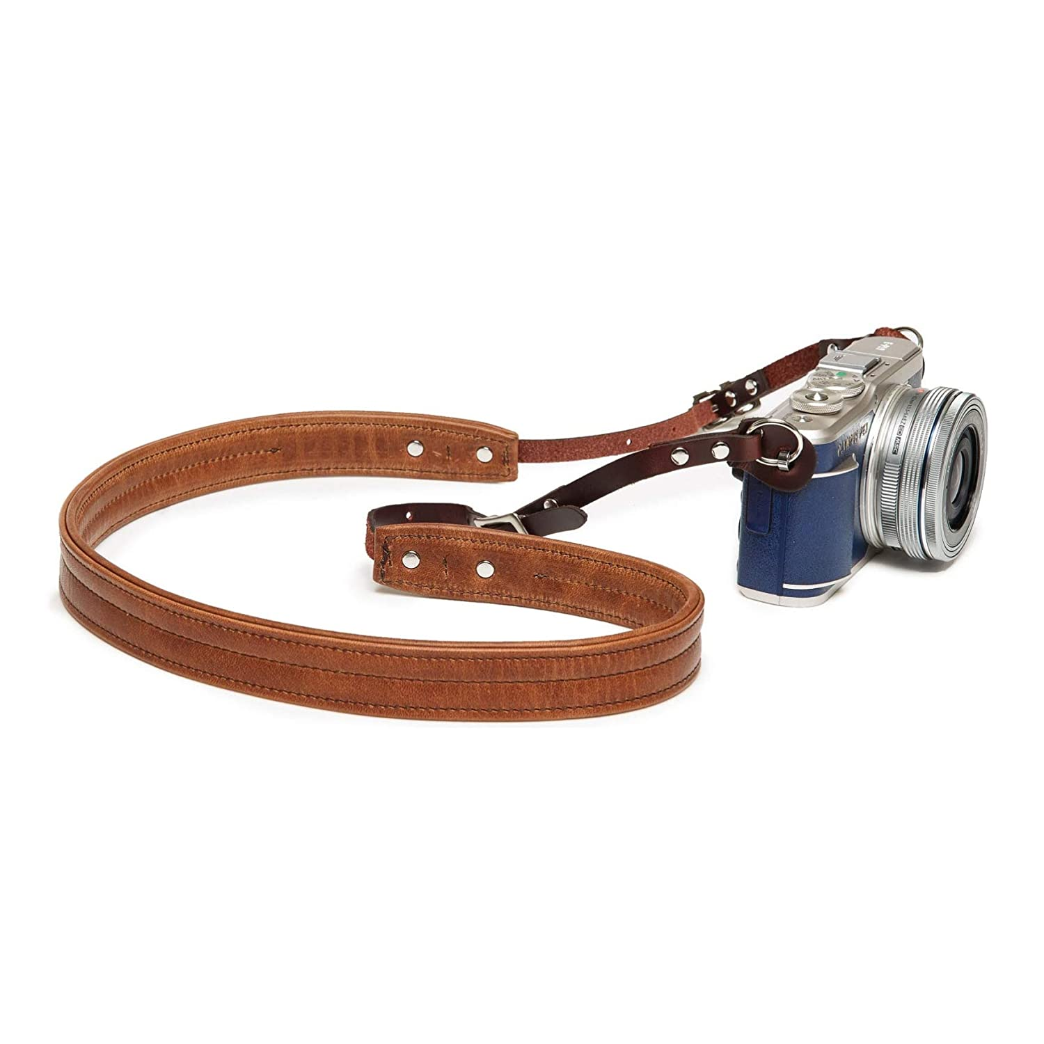 PU Leather Hand Grip Wrist Strap for Canon Nikon Sony Fujifilm Olympus BT3