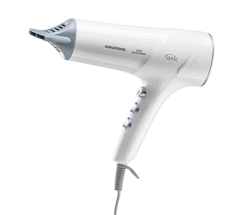 Grundig- Secador de pelo 2300W, color blanco.: Amazon.es: Salud y cuidado personal