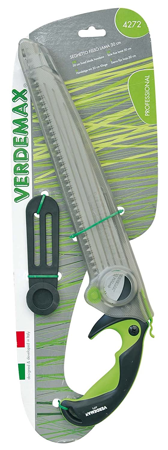 Verdemax 4270 Professional Fixed Hand Saw with 24 cm Blade