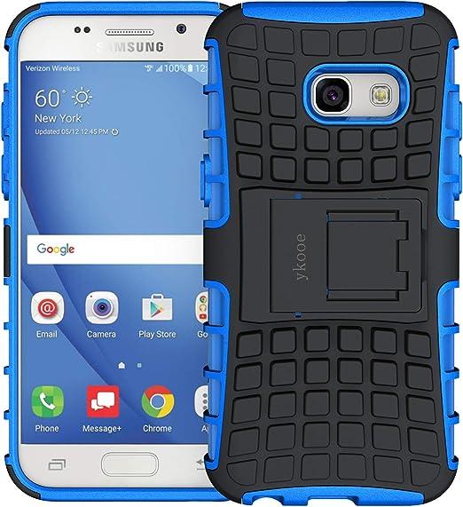 ykooe Funda Galaxy A3 2017, Samsung A3 2017 Teléfono Híbrida de ...