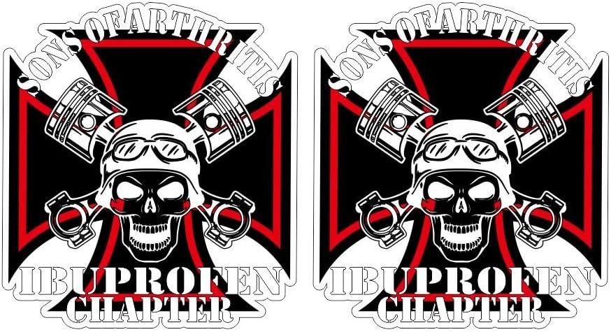Sons Of Old Biker Aufkleber Oldschool Iron Cross Bike Motorrad Chopper Bobber Sticker Plus Schlüsselringanhänger Aus Kokosnuss Schale Rockabilly 1 Mc Outlaw Helm Lone Wolf Skull V2 Pistons Auto
