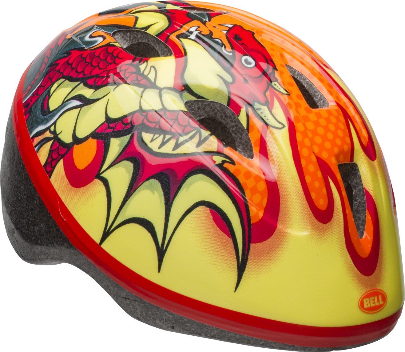 Bell 7084249 Infant Sprout Bike Helmet, Orange/Tang Drake