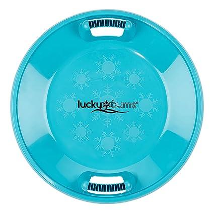 84770f24c22 Amazon.com  Lucky Bums Plastic Saucer Sled