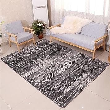 ZBBZ RUG Modernes Wohnzimmer Teppich, Maschine Waschbar Office Couchtisch Schlafzimmer  Teppich, Europäische Stil