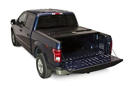 Bak Industries Bakflip Fibermax Hard Folding Truck Bed Cover  Ford F