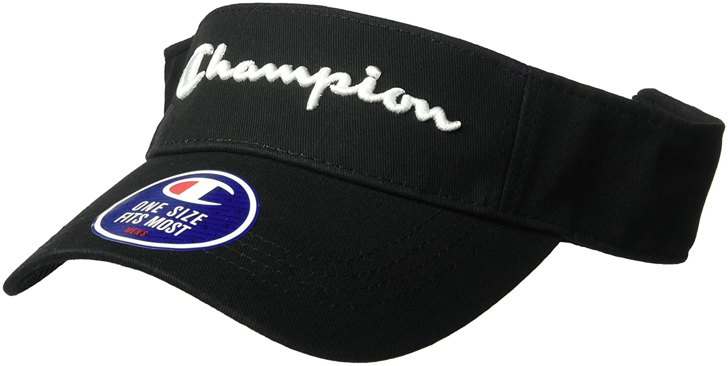 91b71d3a24ef6 Amazon.com  Champion LIFE Men s Twill Mesh Visor