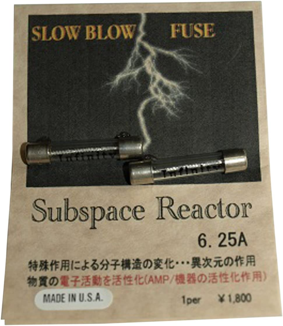 Slow Blow FUSE 6.25A(2pcs)