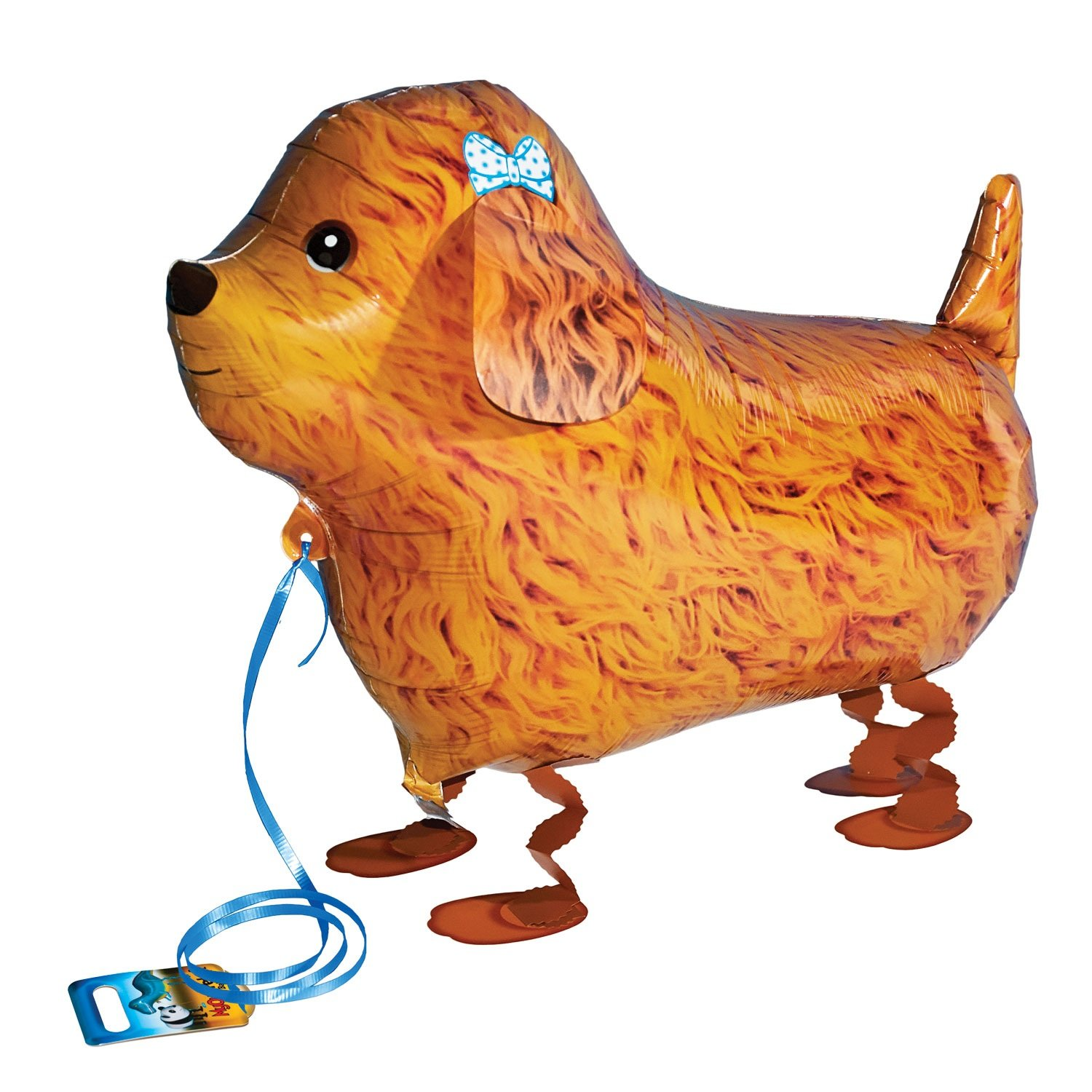 My Own Pet Balloons Toy Poodle Domestic Animal by My Own Pet Balloons