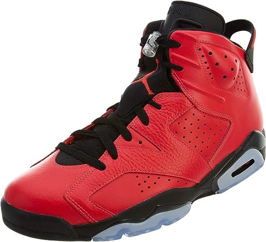 Nike Air Jordan 6 Retro 'Infrared 23' Infrared 23 Black