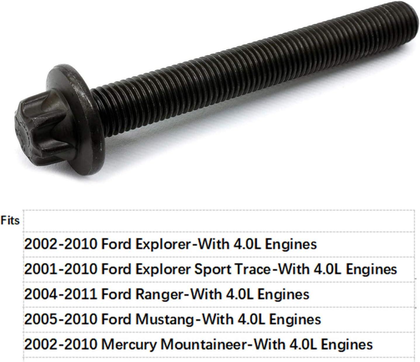 Genuine Ford OEM Camshaft Sprocket Hex Head Bolt 2L2Z-6279-AA