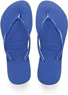 Havaianas Slim Brazilianasil Logo amazon-shoes grigio