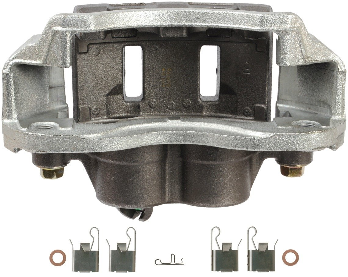 A1 Cardone 18-B8069 Unloaded Brake Caliper with Bracket Remanufactured
