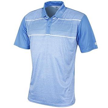 8da20d28 Island Green 2018 Mens Golf Polo Shirt: Amazon.co.uk: Sports & Outdoors
