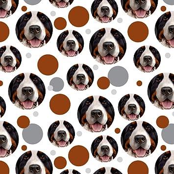 Rcdeey Bernese Mountain Dog Peach Blush Dog Dog Breed Bernese Mountain Dog Design Cute Dogs Microfiber Neck Warmth Headdress Face Scarf Face Mask Winter Cold Weather Mask Turban Balaclava