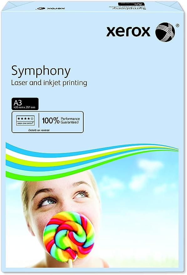 Xerox 003R91953 Symphony - Papel en color para imprimir, A3, 80 g ...