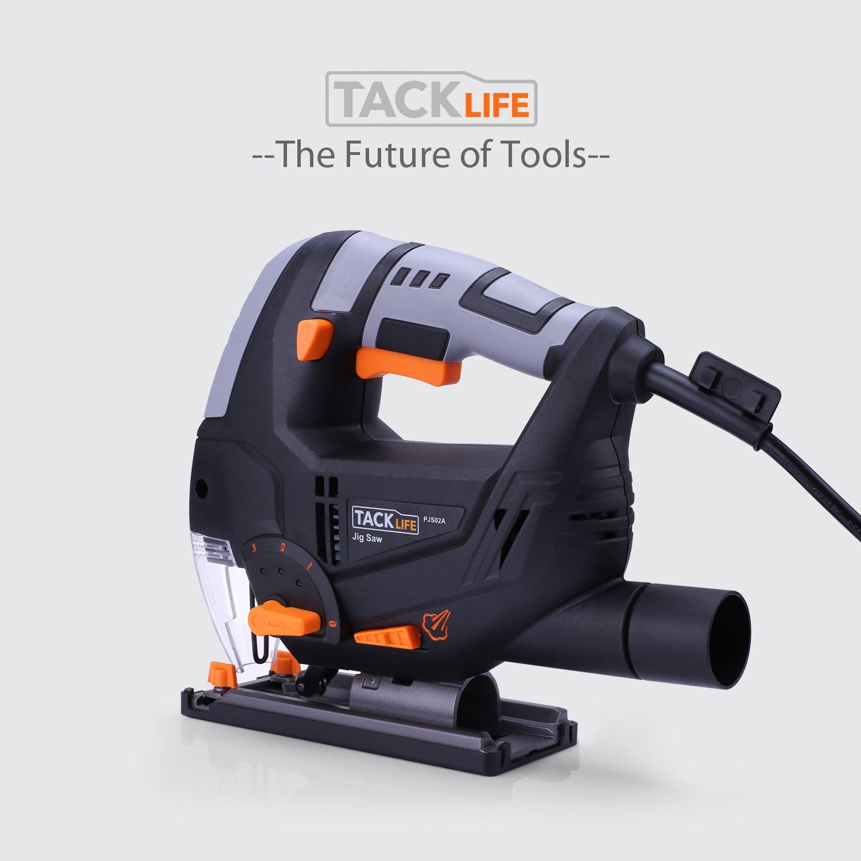 tacklife-pjs02/a 800/W sierras para curva
