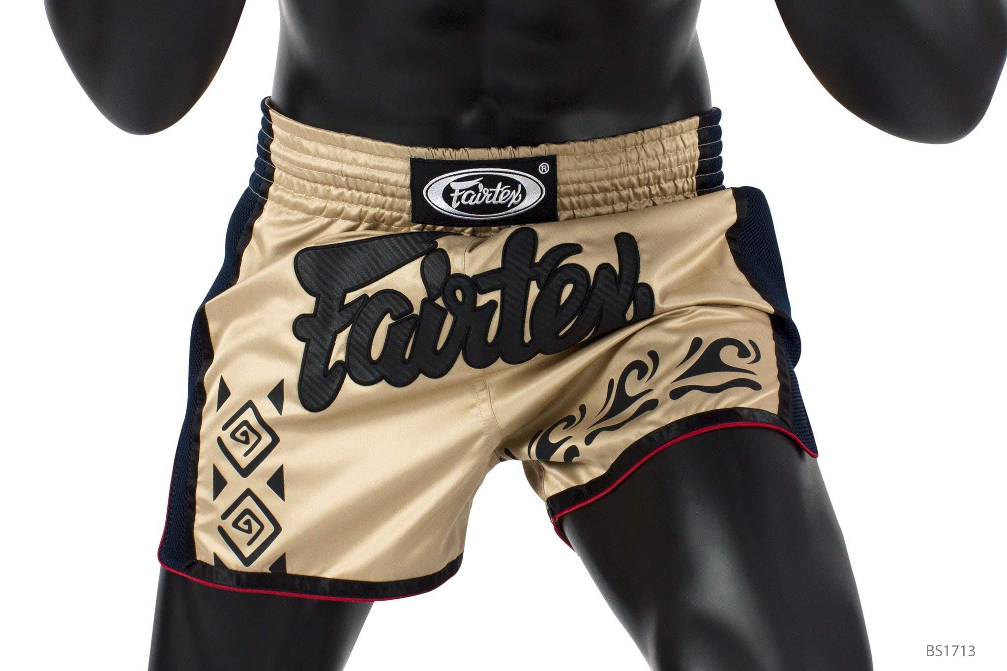Fairtex New Muay Thai Boxing Shorts Slim Cut