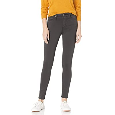 AG Adriano Goldschmied Women's Farrah High Rise Skinny Fit Sateen Pant: Clothing