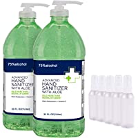 Hand Sanitizer Soap Bulk 1000ml Hand Cleaning Refill Spray Gel for Outdoor Kitchen School Bathroom (1000ml, 2) in stock