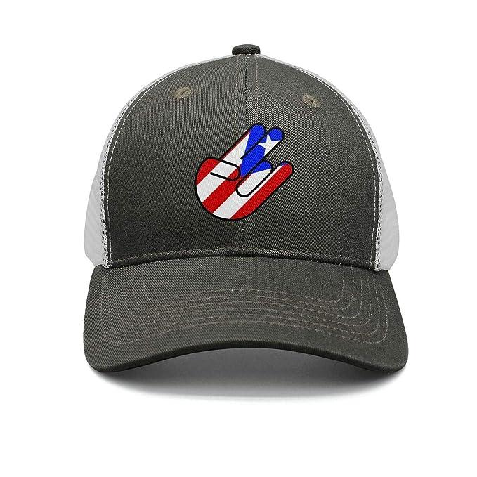 Subdued American Flag Shocker Hand Mens Womens Mens Custom Adjustable Dance  hat 1e951d1dded