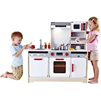 Hape E3145 All-in-1 Kitchen with Accessories