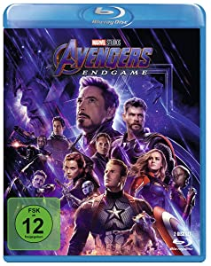 Marvel's The Avengers - Endgame(+ Bonus Blu-ray) [2019] [Region A & B & C]
