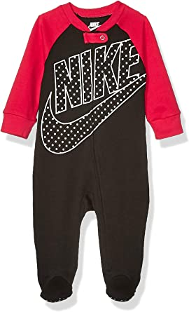 NIKE Childrens Apparel Baby Graphic Coverall