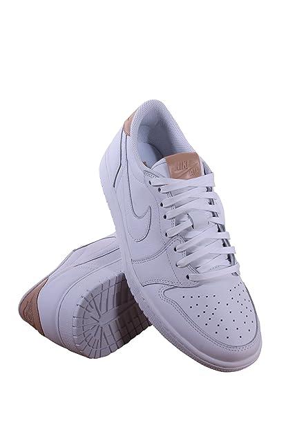 9c7e61be112cd5 Air Jordan 1 Retro Low OG Premium 905136-100  Amazon.co.uk  Shoes   Bags