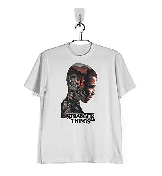 Ropa4 Camiseta Stranger Things (XXL)