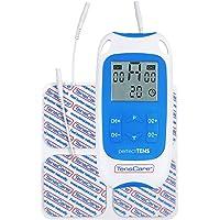 TensCare Perfect Tens – Electroestimulador para Alivio del dolor. 2 Canales con 4…