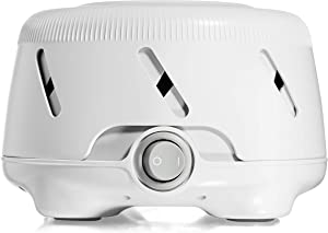 Yogasleep Dohm UNO White Noise Machine | Real Fan Inside for Non-Looping White Noise | Sound Machine for Travel, Office Privacy, Sleep Therapy | for Adults & Baby | 101 Night Trial